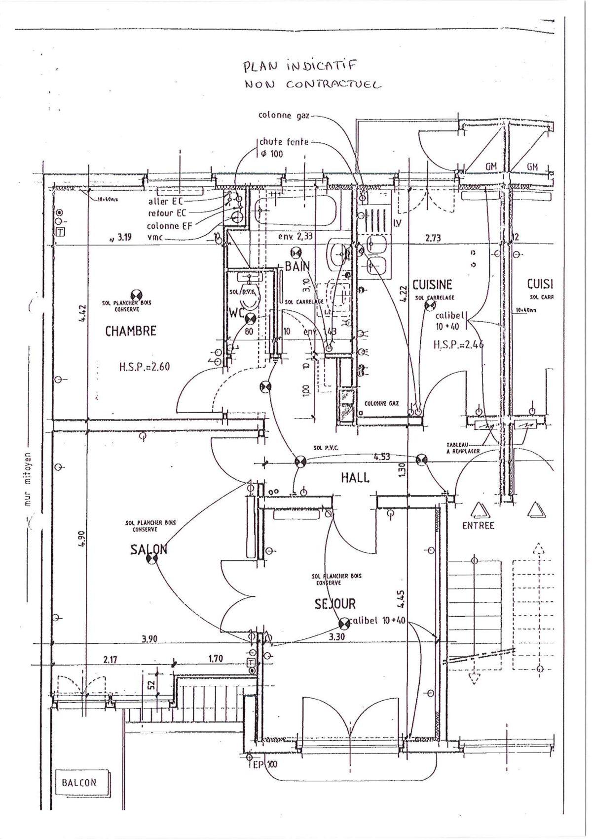 03800601 plan logement