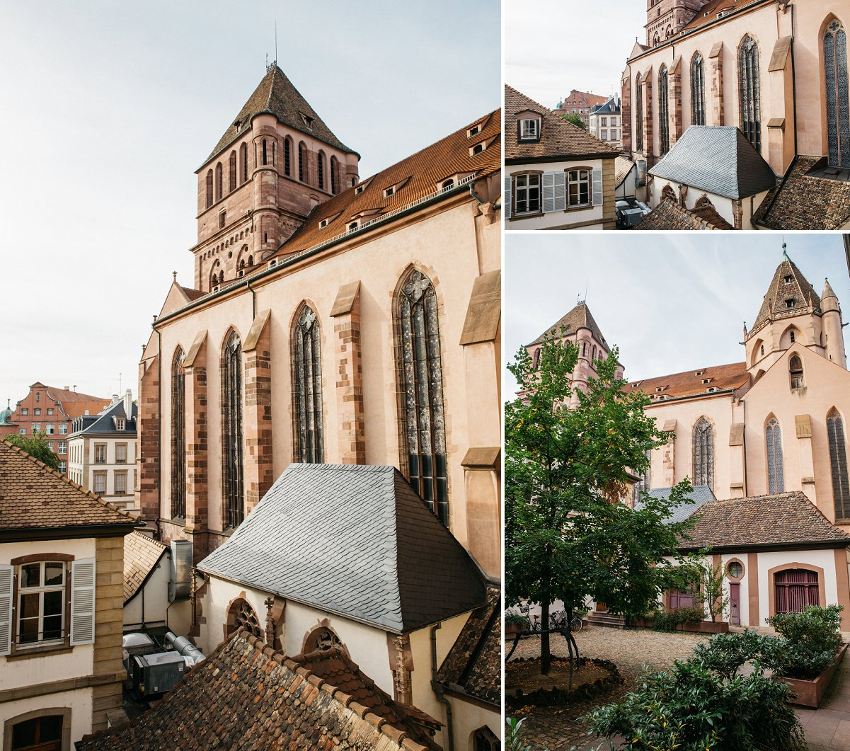 Eglise Saint-Thomas Strasbourg