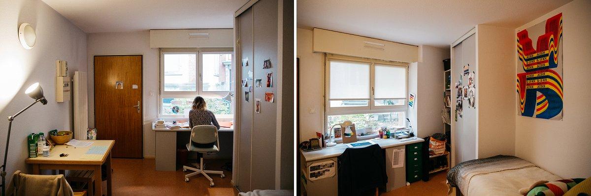 Foyer étudiant Strasbourg le Sept
