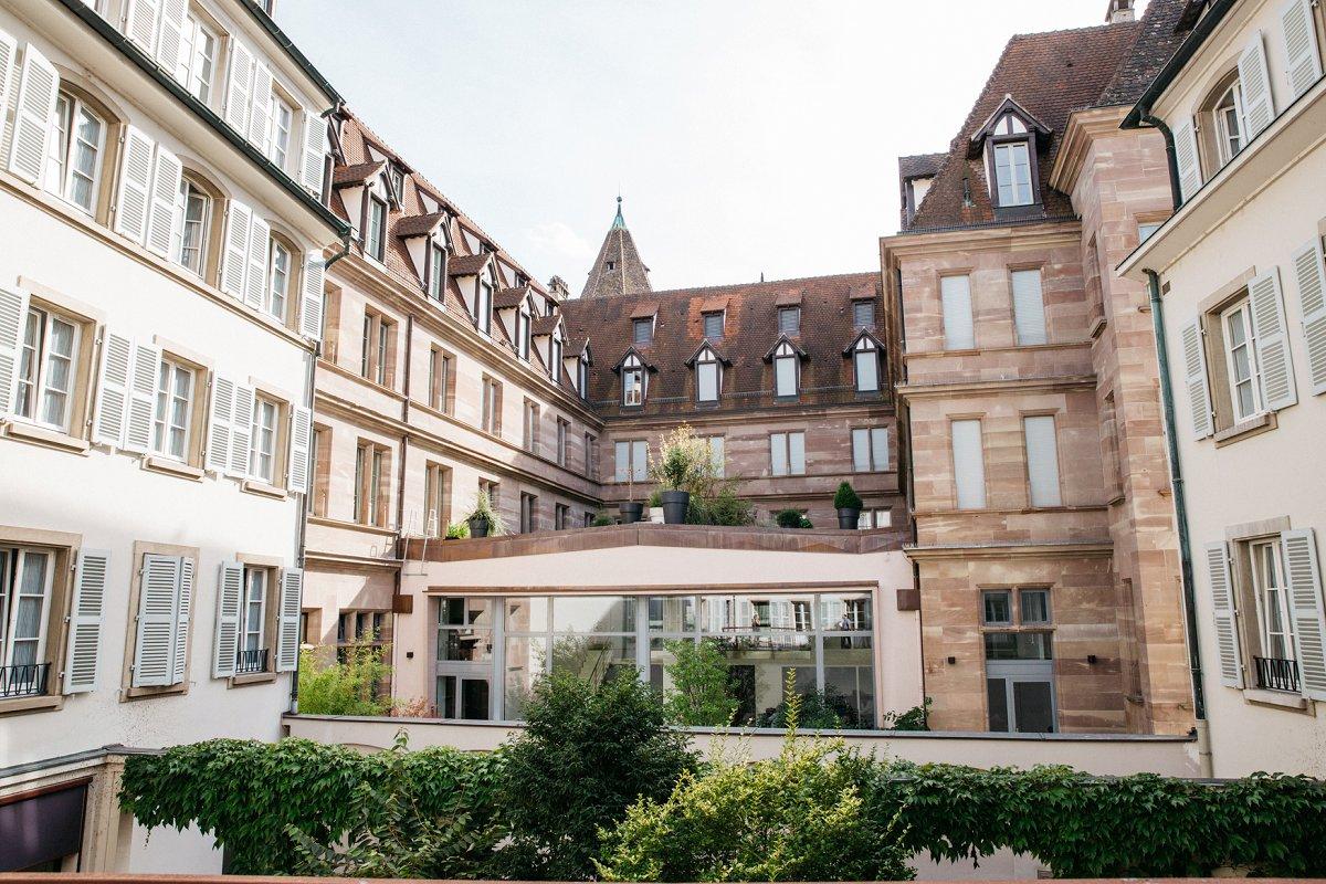 Foyer étudiant Strasbourg le Sturm