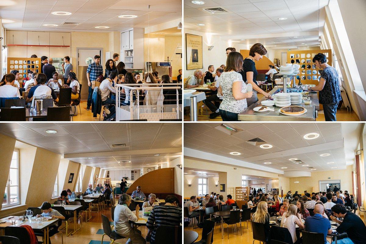 Restaurant universitaire Strasbourg
