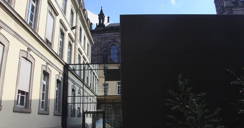 Gymnase Saint Thomas Strasbourg