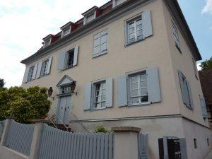 Duplex 5 pièces 111 m² à louer à Hangenbieten