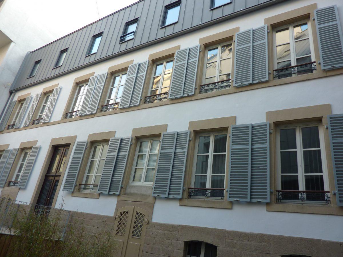 location appartement Strasbourg gare