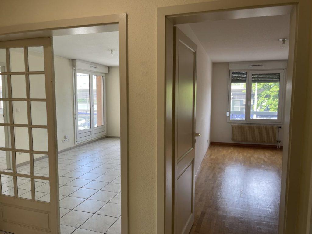 Location appartement Neudorf 3 pièces
